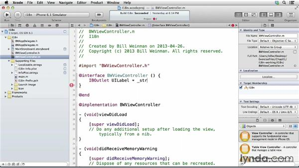 Localizing strings: iOS 6: iOS System Resources