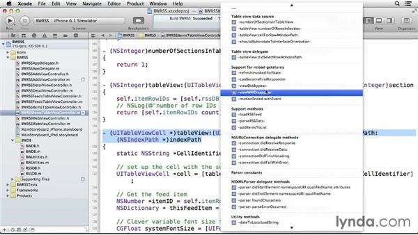 Using pull-to-refresh: iOS 6: iOS System Resources