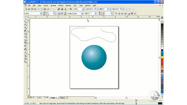 toolbox: CorelDRAW 12 Beyond the Basics
