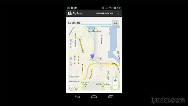 Customizing marker icon graphics: Building Mobile Apps with Google Maps Android API v2