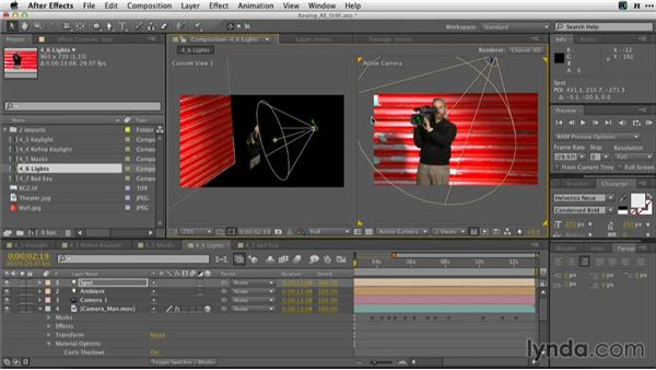 What you should know before watching this course: Adobe Green-Screen Workflow