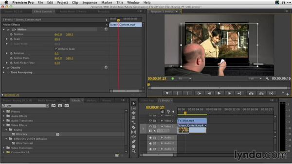 Creating previz: Adobe Green-Screen Workflow
