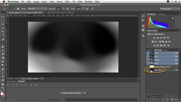 Designing custom blurs with the Photoshop Blur Lab: Adobe Green-Screen Workflow