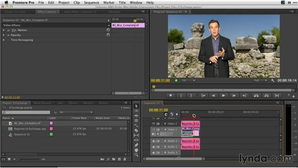 Rendering with a straight alpha channel: Adobe Green-Screen Workflow