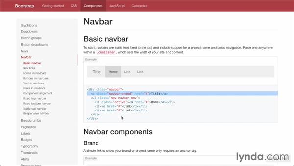 Understanding component changes: Bootstrap 3: New Features and Migration