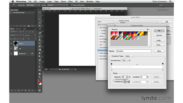 Setting up your artwork for nondestructive editing: Design the Web: Animated Loading GIFs