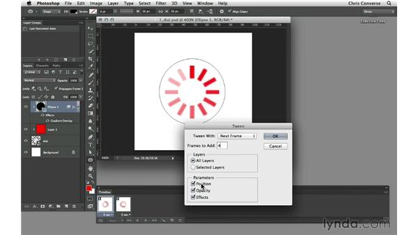 Animating a gradient overlay effect: Design the Web: Animated Loading GIFs