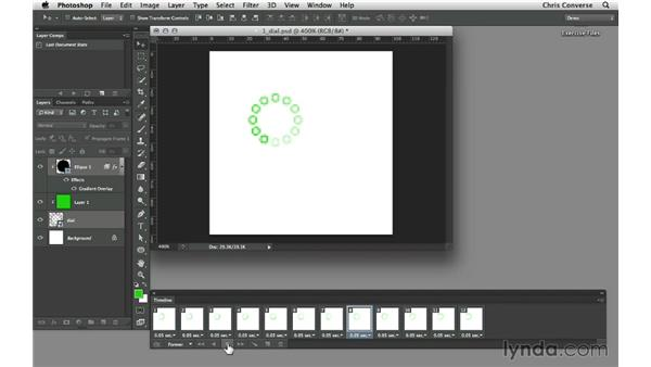 Modifying animations after they are created: Design the Web: Animated Loading GIFs