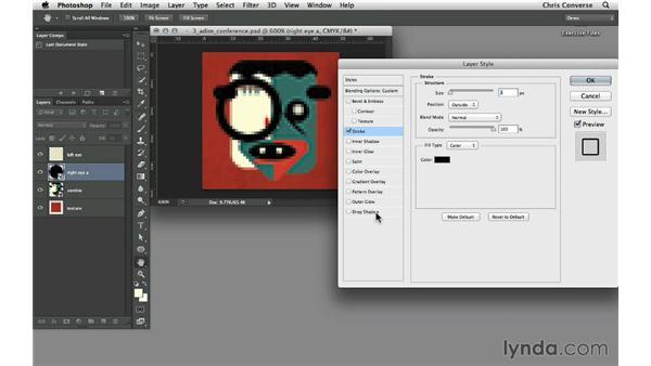 Preparing artwork for keyframe animations: Design the Web: Animated Loading GIFs
