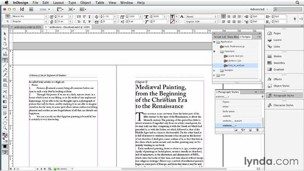 101 Converting footnotes to endnotes with a free script: InDesign Secrets