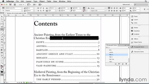 102 Making tab leaders pretty: InDesign Secrets