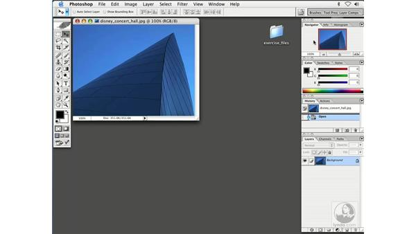 file browser details 1: Enhancing Digital Photography with Photoshop CS