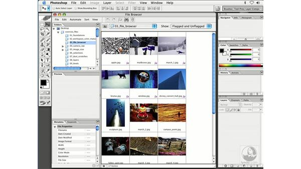 fast file conversion: Enhancing Digital Photography with Photoshop CS