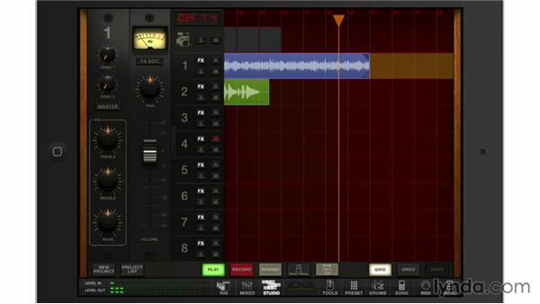 Exploring AmpliTube Studio: iPad Music Production: AmpliTube