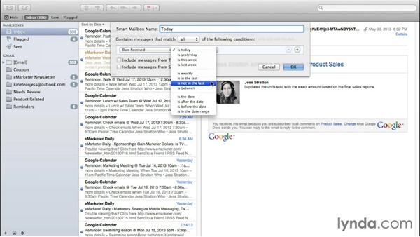 Using Smart Mailboxes with Mac Mail: Monday Productivity Pointers