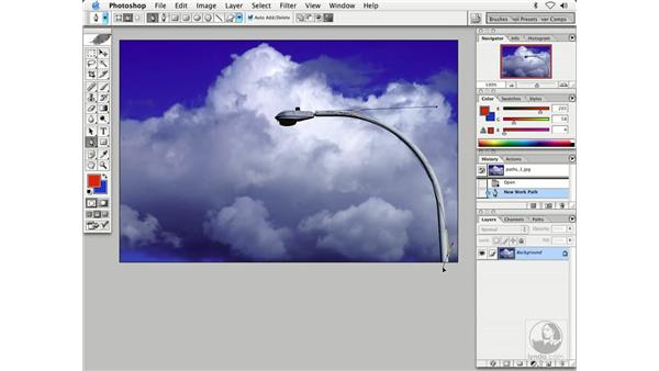 path selection 1: Enhancing Digital Photography with Photoshop CS