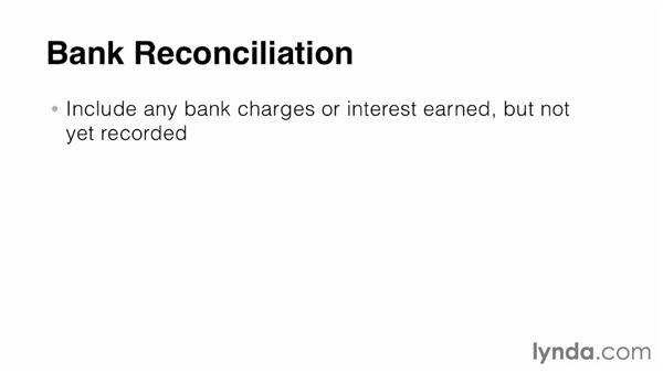 Overview of reconciling cheque accounts: MYOB AccountRight Essential Training