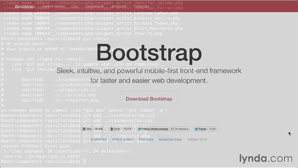 Introduction: Bootstrap 3: Advanced Web Development