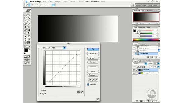getting to know curves 2: Enhancing Digital Photography with Photoshop CS