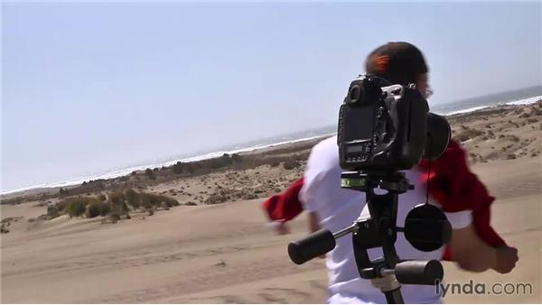 Creative challenges at the sand dunes: Travel Photography: Seaside Road Trip