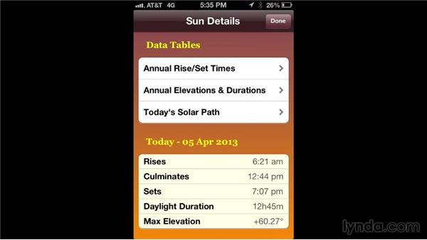Tracking the sun's position: Creating Time-Lapse Video