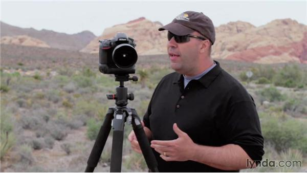 Choosing the right aperture for time-lapse photography: Creating Time-Lapse Video