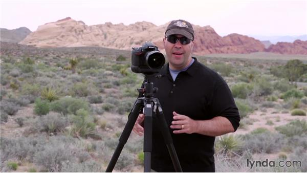 Choosing the shutter speed for time-lapse photography: Creating Time-Lapse Video