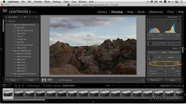 Alternative workflow with Lightroom: Part one: Creating Time-Lapse Video