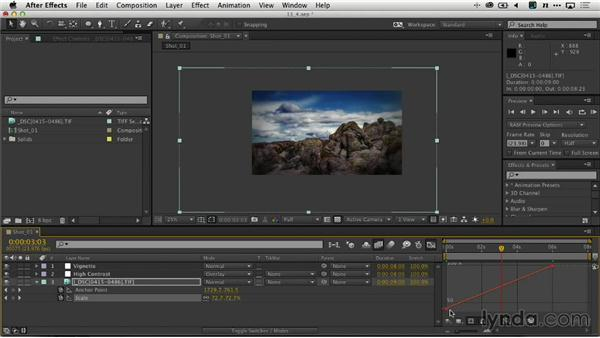 Camera moves: Creating Time-Lapse Video