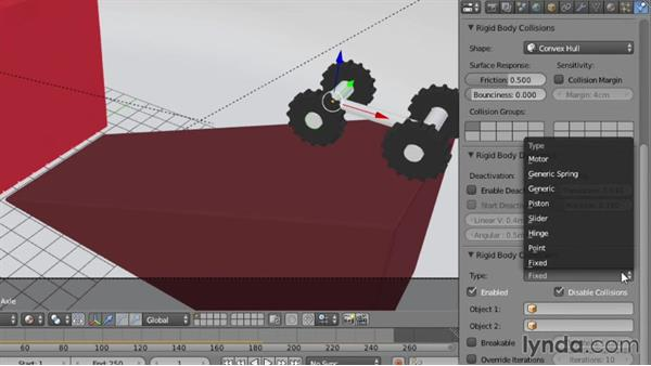 Welcome: Creating Rigid Body Simulations in Blender