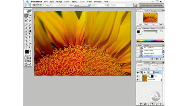 blending and curves: Enhancing Digital Photography with Photoshop CS