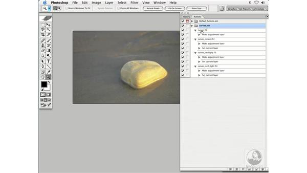 blending actions: Enhancing Digital Photography with Photoshop CS