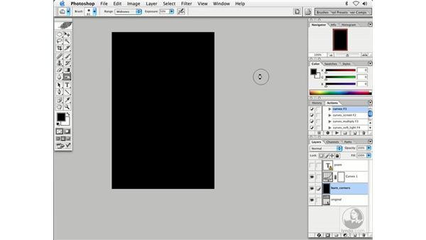 burn and dodge 1: Enhancing Digital Photography with Photoshop CS