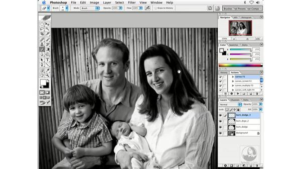 burn and dodge 2: Enhancing Digital Photography with Photoshop CS