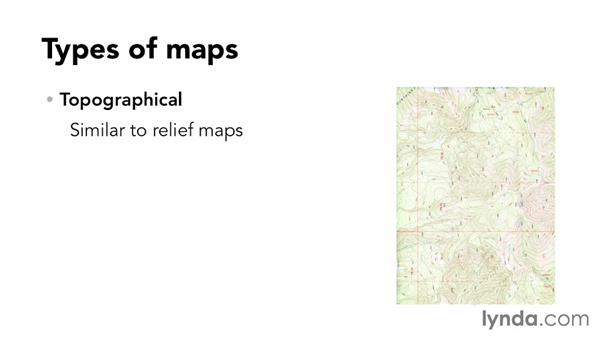 Understanding different types of maps: Creating a Map with Illustrator