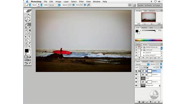 burn and dodge 5: Enhancing Digital Photography with Photoshop CS