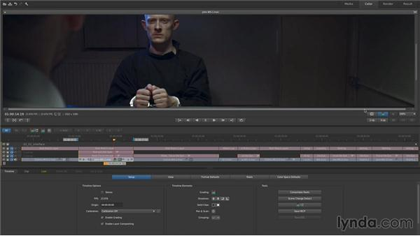 Interface overview: Up and Running with SpeedGrade CC