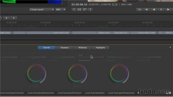 : Up and Running with SpeedGrade CC