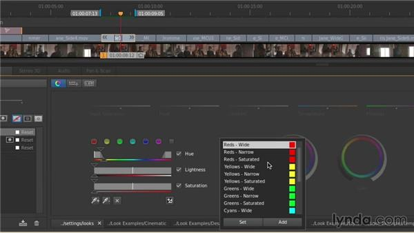 Understanding the secondary layer: Up and Running with SpeedGrade CC