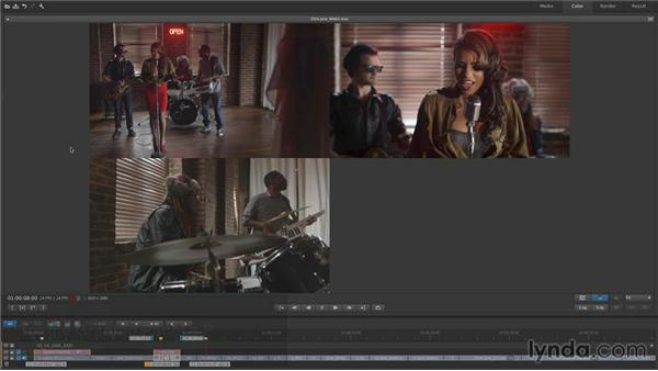 Using the Continuity Checker: Up and Running with SpeedGrade CC