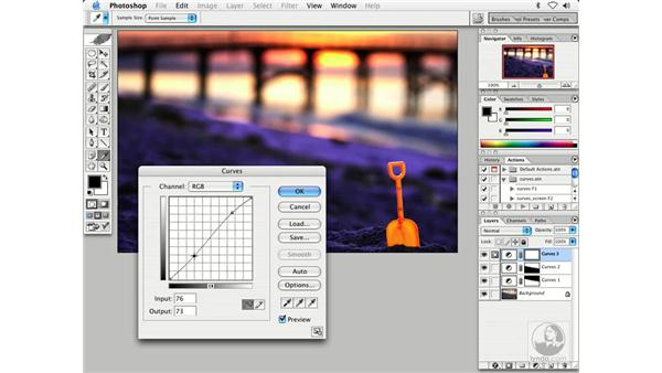 enhancing color 3: Enhancing Digital Photography with Photoshop CS