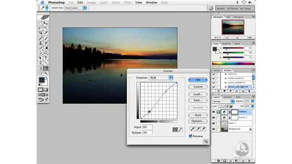 changing color 2: Enhancing Digital Photography with Photoshop CS
