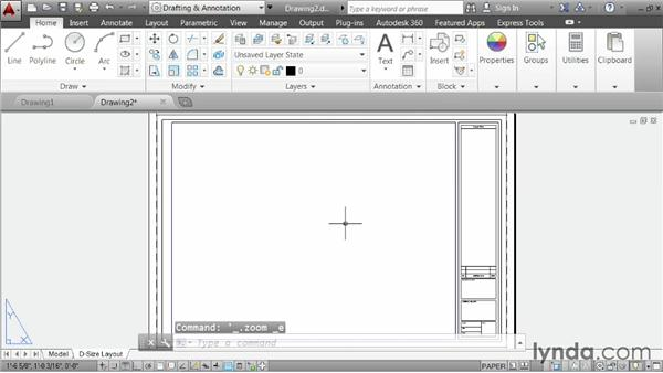 Understanding templates for Autocad templates free dwg