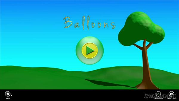 Overview of our Balloons game app: Up and Running with Azure Mobile Services