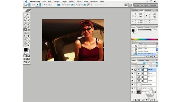 vintage style 2: Enhancing Digital Photography with Photoshop CS