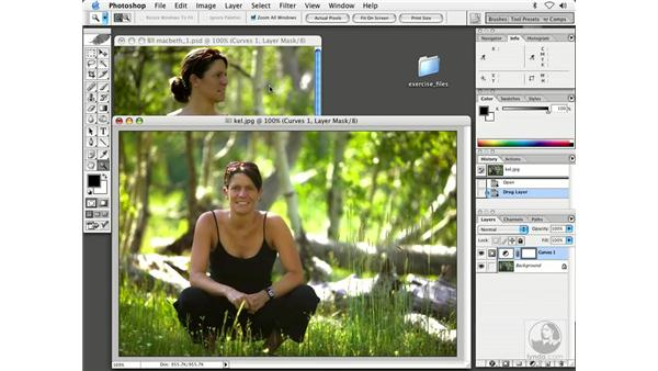 curves by the numbers 2: Enhancing Digital Photography with Photoshop CS