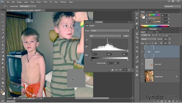 : Photoshop CC 2013 One-on-One: Intermediate