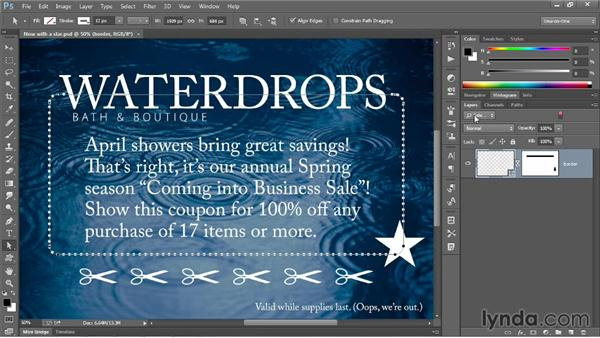 Isolating selected layers (CC 2014): Photoshop CC 2013 One-on-One: Intermediate