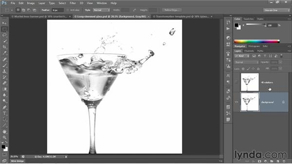 Transformations and Smart Objects: Photoshop CC 2013 One-on-One: Intermediate