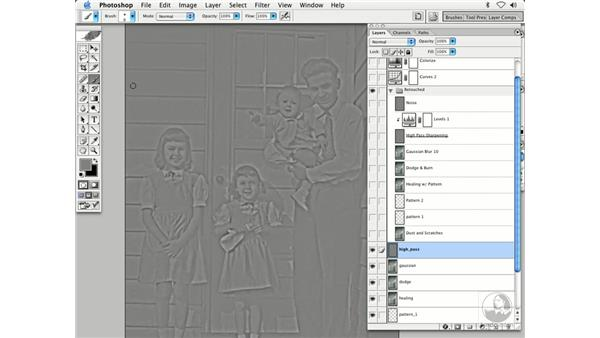 photo restoration 4: Enhancing Digital Photography with Photoshop CS